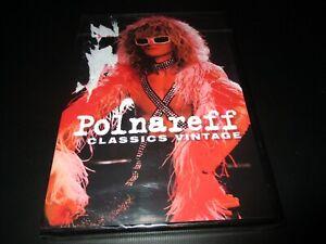 "DVD NEUF ""MICHEL POLNAREFF : CLASSICS VINTAGE"""