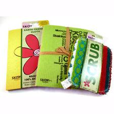 Skoy Products Bundle 3 Items Flower(4 Pk) Scrub Set (2pk),Word (4pk)