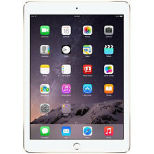 "Apple iPad Air 2 9.7"" with Retina Display 16GB MH0W2LL/A Gold"