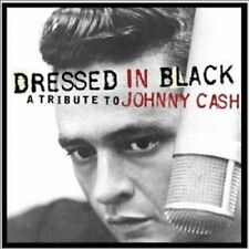 Dressed in Black - A Tribute to Johnny Cash -Brand New & Sealed- CD/BOX-135
