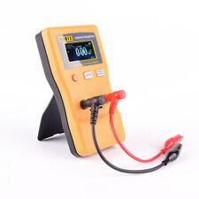 M6013 High Precision Capacitor Meter Capacitance Resistance Circuit Tester Z9b2