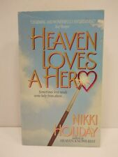 Heaven Loves A Hero by Nikki Holiday (1997) Paperback Romance Novel Book