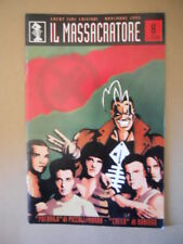 IL MASSACRATORE di Stefano Piccoli Novembre 1995 ed. Lucky Time  [G854]