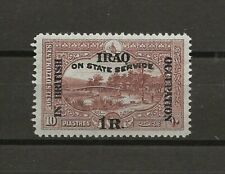 More details for iraq 1920-3 sg o32 mnh cat £50