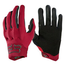 Fox Attack Bike Gloves Cardinal Red 2019