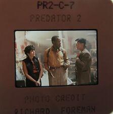PREDATOR CAST 2 Danny Glover Gary Busey Maria Conchita Alonso   ORIGINAL SLIDE 2
