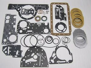 1961-1963 Buick Dynaflow Transmission Master Overhaul Kit. Major Rebuilding Kit