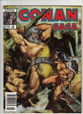 Marvel = Conan Saga Comics - Issue 19 - bagged/boarded - 9.2 - Norem