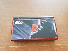 Nintendo DS Lite Red Handheld System with Star Wars Sticker