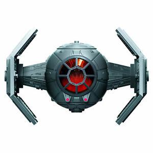 Star Wars Mission Fleet Stellar Class Darth Vader TIE Advanced Figure & Vehicle