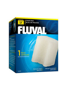 Fluval U1 Filter Foam Replacement Pad Genuine Product