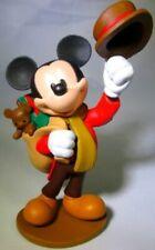 "MICKEY MOUSE Christmas Carol DISNEY LOSE MINI PVC TOY Figure 3"" CAKE TOPPER NEW"