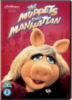The Muppets Take Manhattan DVD Nuovo DVD (CDR20348N)