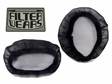 """FILTERWEARS Pre-Filter F129K Water Repellent 3"""" Velocity Stack Turbo Horn Covers"""