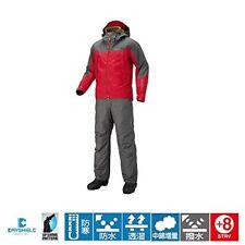 SHIMANO DS Advance Warm Suit RB-025Q M/L/XL RED Fishing Jacket SET Japan NEW