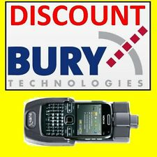 Bury Cradle: Nokia E72 Bluetooth [THB System 8 Take & Talk Car Kit Holder New]