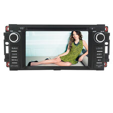 Car Stereo for Jeep Wranger Commander Compass Grand Cherokee GPS Nav Radio DVD