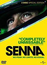Senna [DVD] [2010] By Ayrton Senna,Alain Prost.