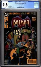 Batman Adventures 15 CGC Graded 9.6 NM+ DC Comics 1993