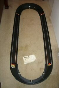 Vintage SIZZLERS Fat Track Siler Circuit Set Layout - No Cars or Chargers or Box