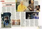 Coupure de presse Clipping 1991 (2 pages) Dorothée Marathon Chinois