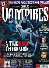 Rare! 2 SFX Magazines VAMPIRES & TRUE BLOOD Special Edition