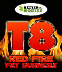 T8 Fett Verbrenner Diät Gewichtsverlust Pillen Für Abnehmen Tabletten Stärkste