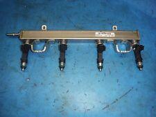 2.5 Ford engine fuel rail 9E5G-AB w/ injectors 9E5G-AA