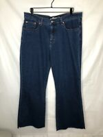 Levis 512 Women's Perfectly Slimming Reg Wash Blue Jeans Size 20M