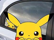 """Pokemon Pikachu Anime 7"""" Window Car Decal, Pokemon Go"""