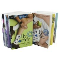 Gallagher Girls 6 Books Young Adult Collection Paperback Box Set By- Ally Carter
