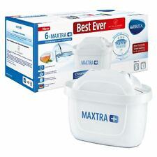 Brita Maxtra + Plus Filter Cartridge - 6 Pack