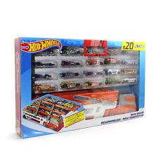 NEW HotWheels Mega Hauler Truck  and 20 Hot Wheels Toy Cars
