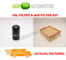 DIESEL SERVICE KIT OIL AIR FILTER FOR LAND ROVER DISCOVERY 2.5 139 BHP 1998-04