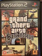 Grand Theft Auto San Andreas - Playstation 2