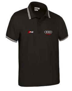 Polo homme  Audi RS sport et chic