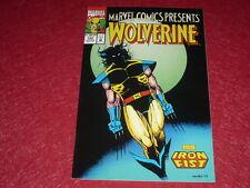 [BD COMICS MARVEL USA] MARVEL COMICS PRESENTS # 135 - 1993 WOLVERINE/GHOST RIDER