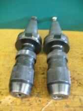 2 Bt40 Withrohm 132 12 Keyless Drill Chucks Cnc Milling