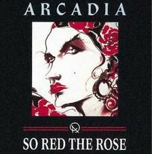ARCADIA ( NEW SEALED CD ) SO RED THE ROSE ( ELECTION DAY ) DURAN DURAN