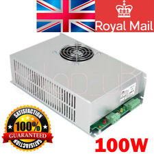 100 W Power Supply for CO2 Laser Engraving Cutting Machine myjg - 100 W UK Stock