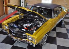 1971 Chevrolet Chevelle SS 454 LS5 Documented MUST SELL! NO RESERVE!