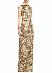 MANGO PAISLEY LONG DRESS Spring Summer Party Sold Out