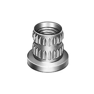 10 Stk.  RAMPA Einschlagmuttern Typ-TS  - Stahl verzinkt