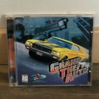 Grand Theft Auto (1997, PC Computer) ASC Games Complete in Case w/ Manual