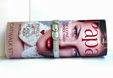 Magazine Clutch Paparazzi Pearls To Rock Your World We Love Jewels Bag NEW