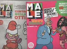 satirical challenge IL MALE DI VAURO E VINCINO 12 vs IL NUOVO MALE DI SPARAGNA 3