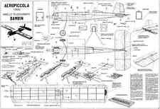 Línea de control de plan de barco incalculable Stunt/Modelo Sport