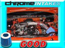 RED BLUE NEW 89 90 91-94 GEO TRACKER/SUZUKI SIDEKICK 1.6 1.6L AIR INTAKE KIT