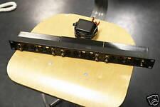 RU-LA2D Audio Interface Set of 3 w/Rackmountable Frame