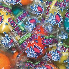 CryBaby Sour WRAPPED Dubble Bubblegum gumball candy gum 850pcs individual bulk